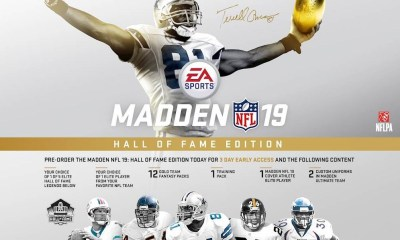 Is the Madden 19 Hall of Fame Edition worth buying? What you need to know.