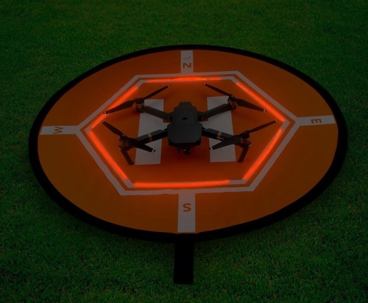 RCStyle Drone Landing Pad