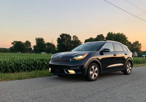 2018 Kia Niro PHEV Review - 20