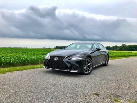 2018 Lexus LS 500 F Sport Review - 19