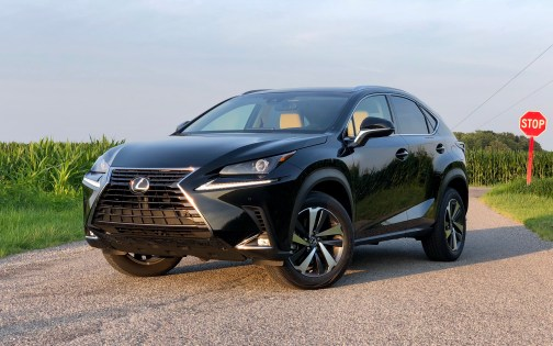 2018 Lexus NX Review - 14