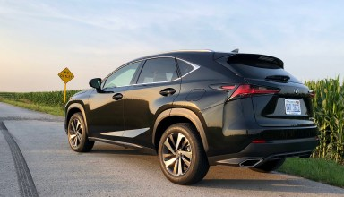 The 2018 Lexus NX handles well and is geared towards comfort.