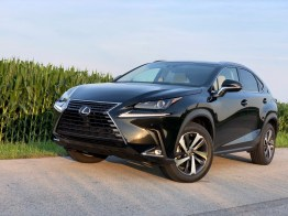 2018 Lexus NX Review - 17