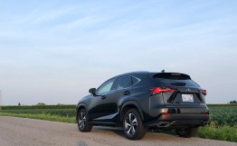 2018 Lexus NX Review - 18