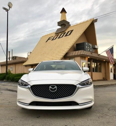2018 Mazda Mazda6 Camshaft: 2018 Mazda 6 Review