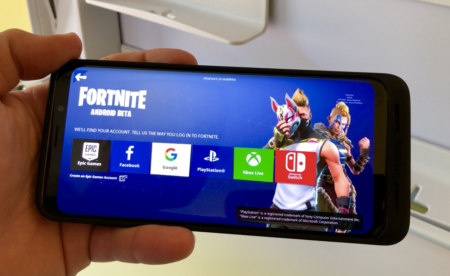 How To Fix The Fortnite Android Beta Get On The Waiting List Error