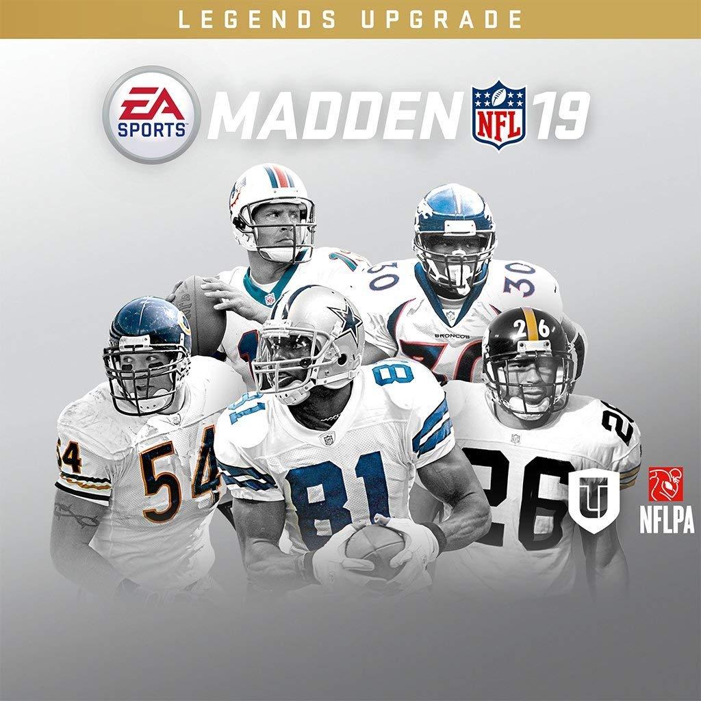 madden 19 legend edition rewards
