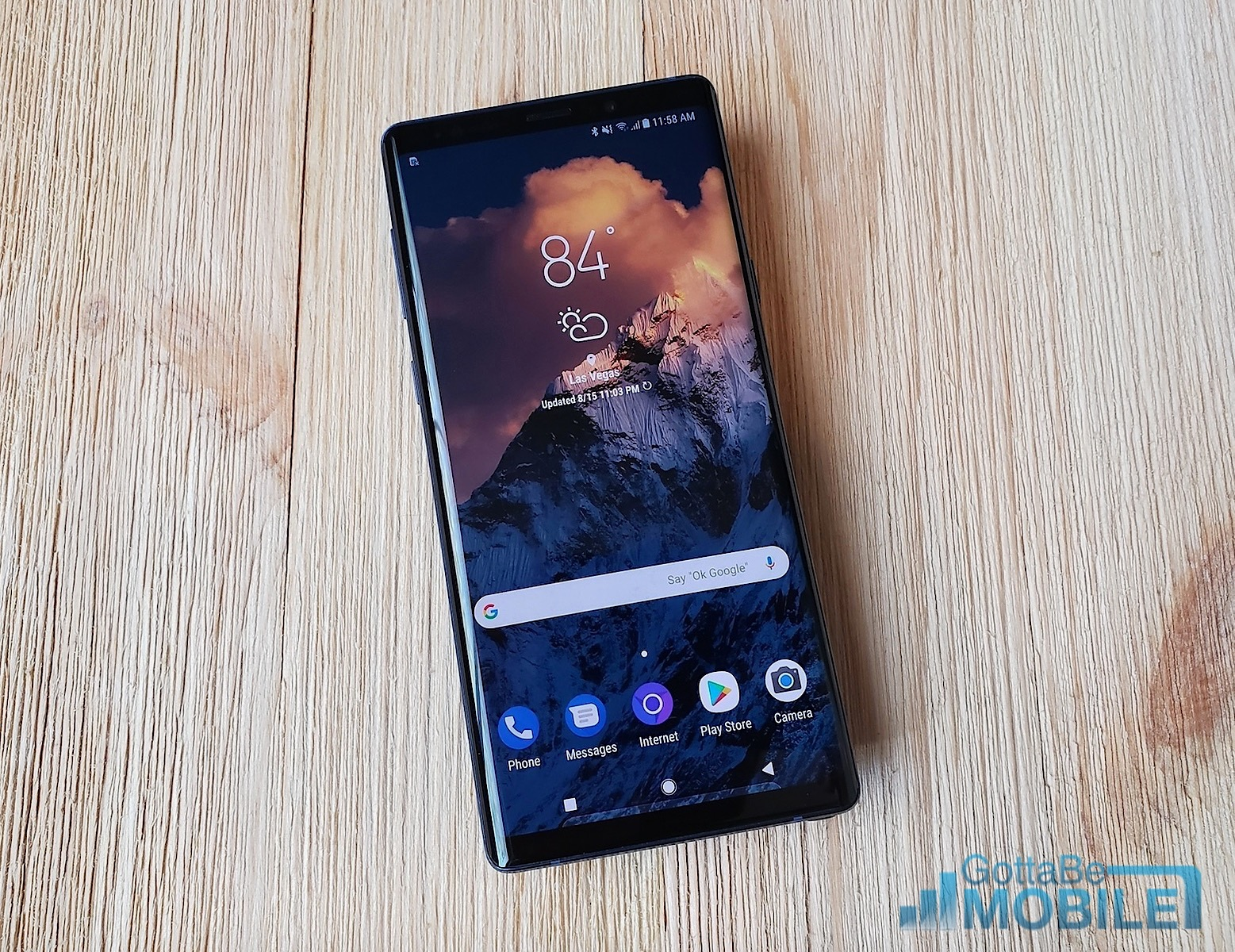 How To Change The Galaxy Note 9 Lockscreen Wallpaper Theme