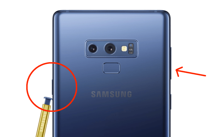 How to Reset a Frozen Galaxy Note 9