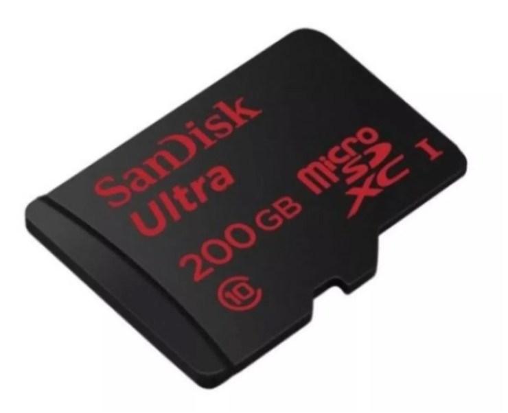 SanDisk 200GB Ultra