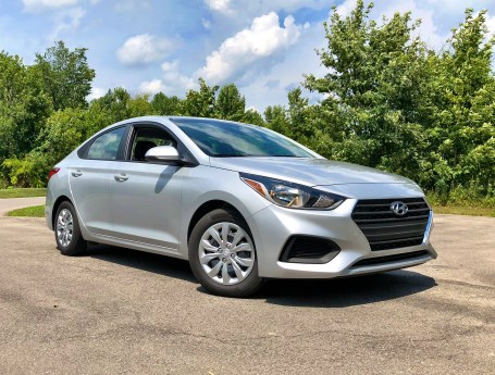2018 Hyundai Accent Review - 10