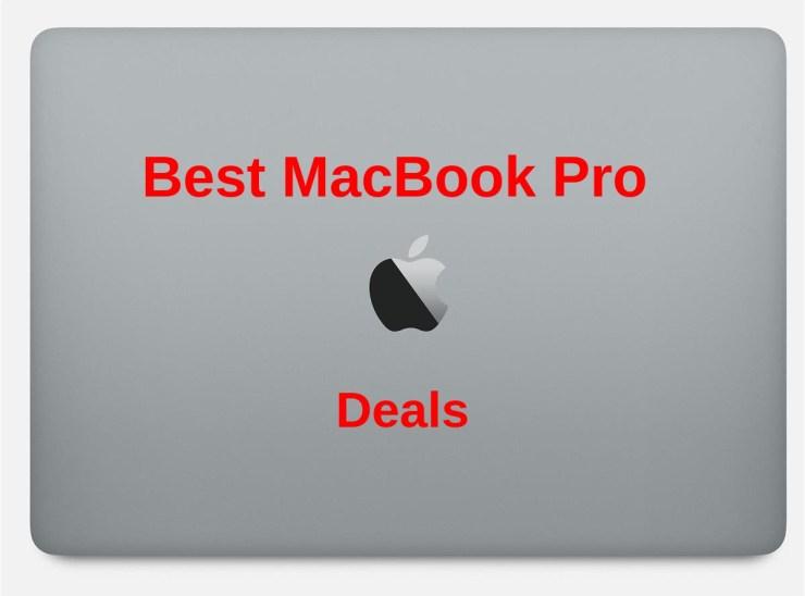 Best 2018 MacBook Pro deals cut up to $300 Off.