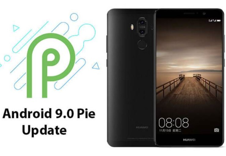 Huawei Android Pie Update Release Date