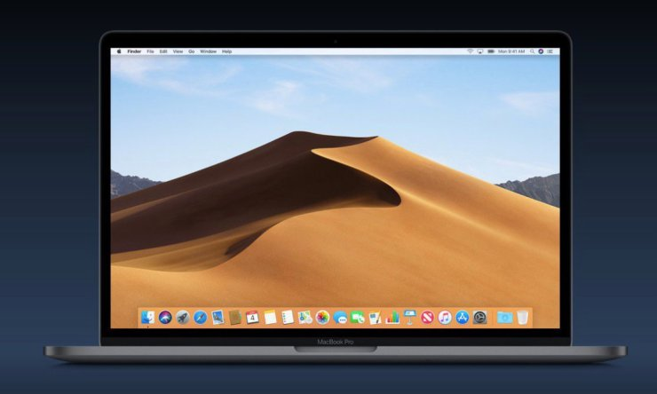 Learn About macOS Mojave