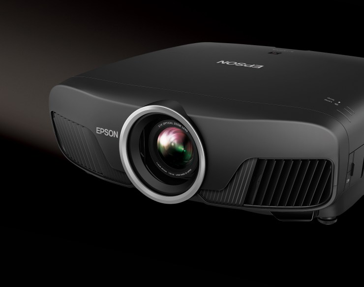 The Epson Pro Cinema 4050 is Epson's first to support 4 Pro UHD.