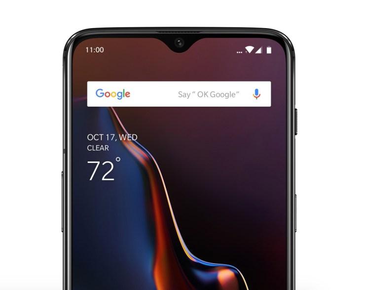 OnePlus 6 vs 6T: Display