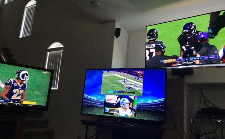 Common NFL Sunday Ticket Problems & Fixes