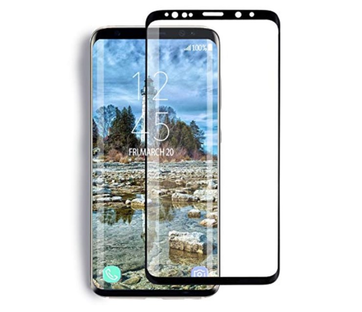 Acedining Full-Coverage Tempered 3D Glass ($10)