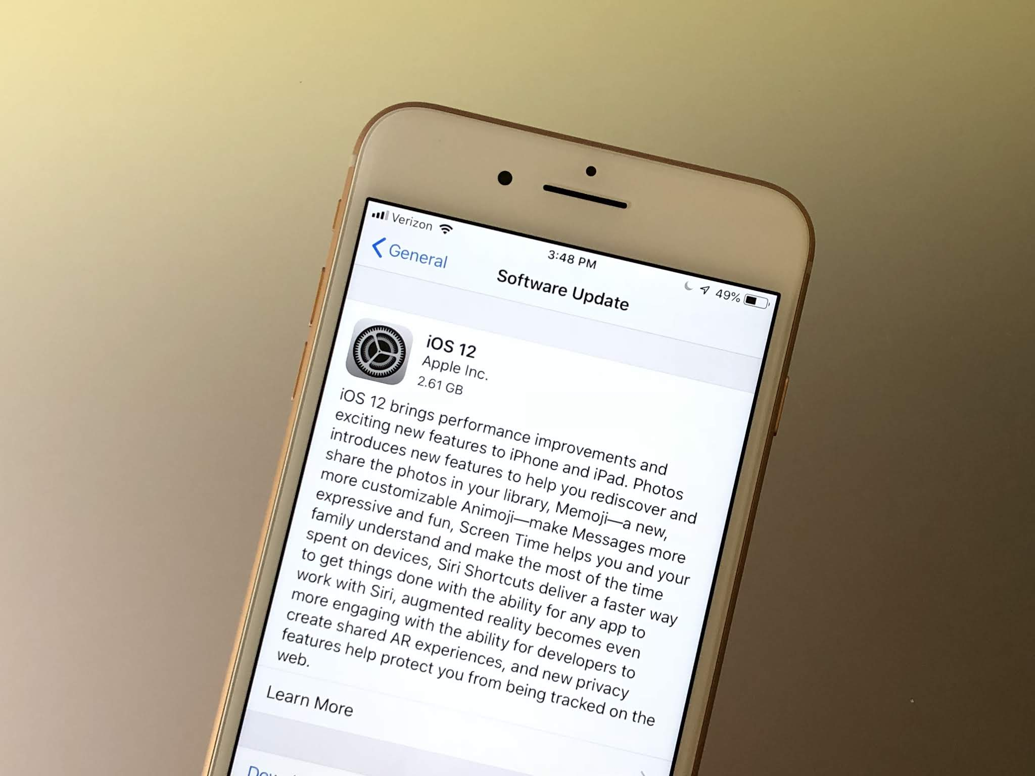 5 Things to Know About the iOS 12 Update