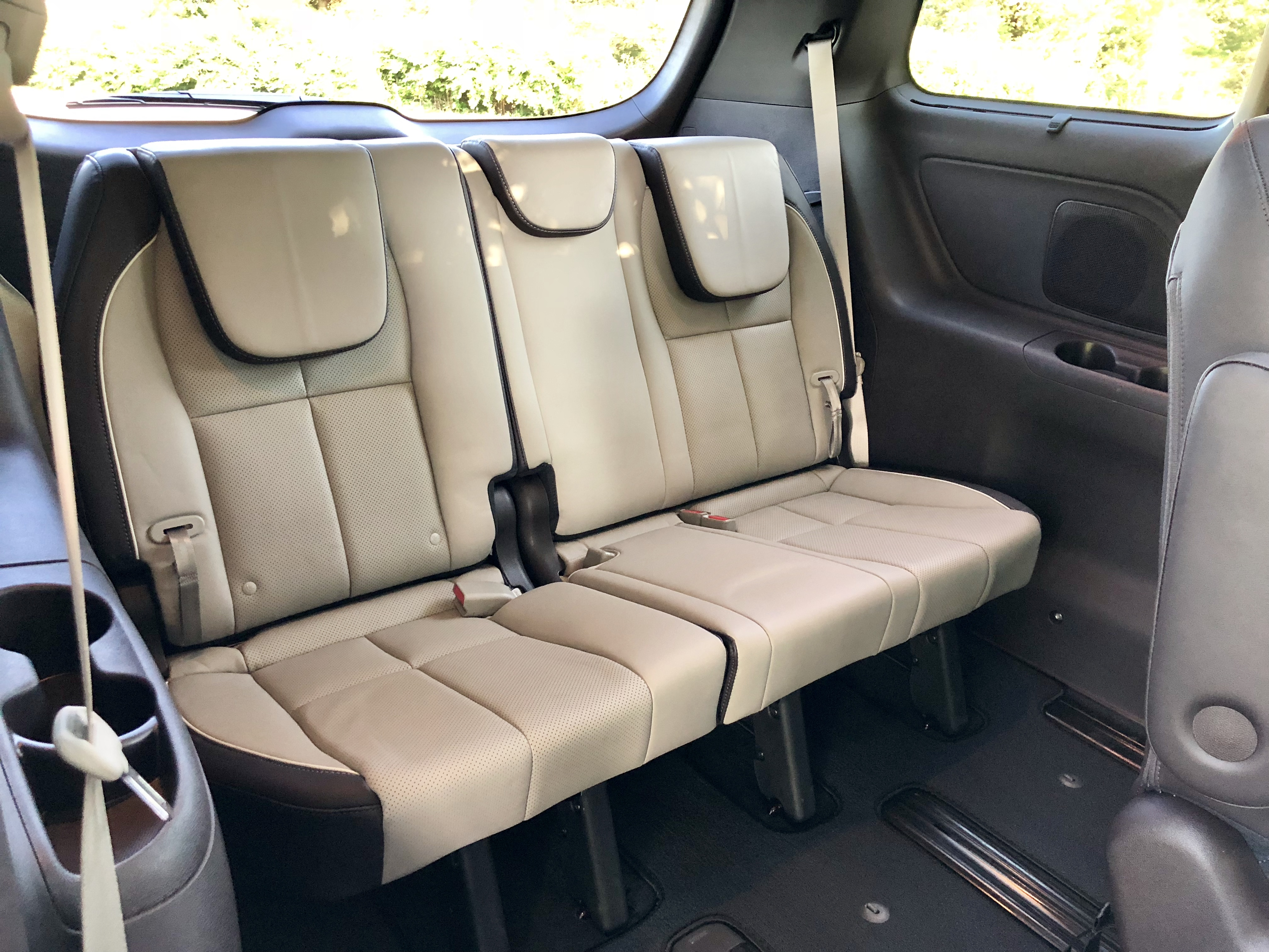 2018 Kia Sedona Review Seats Tech Safety