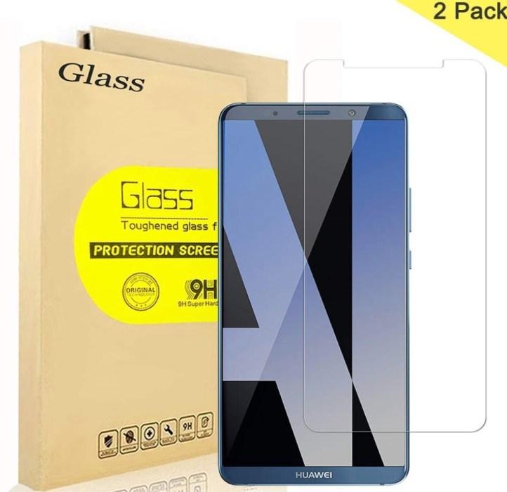 AOLANDER Tempered Glass (no Bezel) 2-Pack