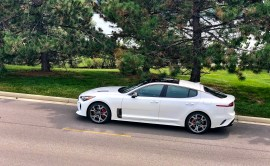 Kia Stinger GT2 Review - 13