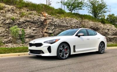 Kia Stinger GT2 Review - 20