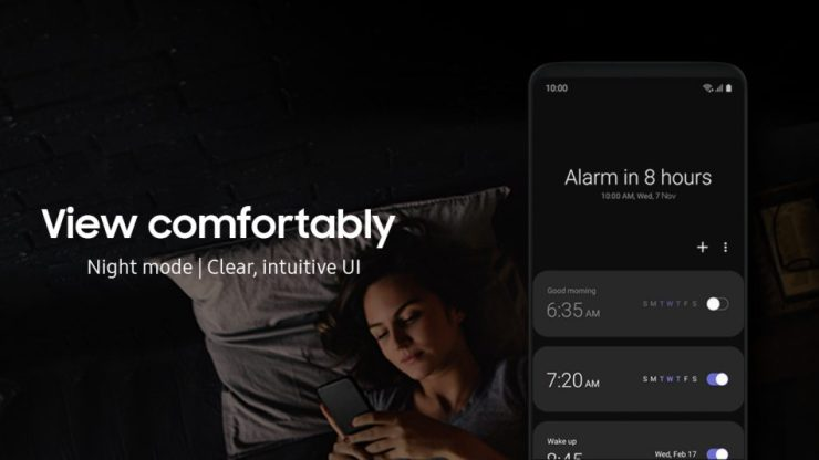 Get Excited for Night Mode