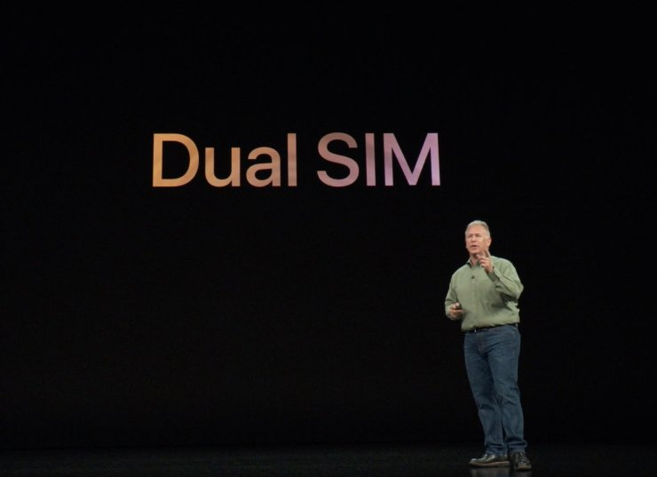 eSim Support for Dual SIMs