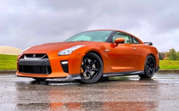 2018 Nissan GTR Review - Track Edition - 16