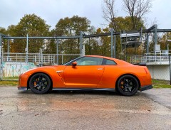 2018 Nissan GTR Review - Track Edition - 5