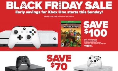 Score big savings with the GameStop Black Friday ad.
