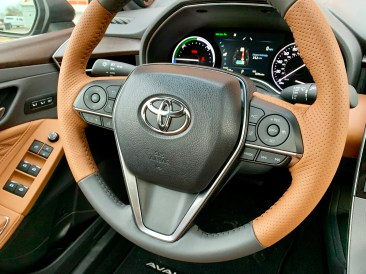2019 Toyota Avalon Review - 9