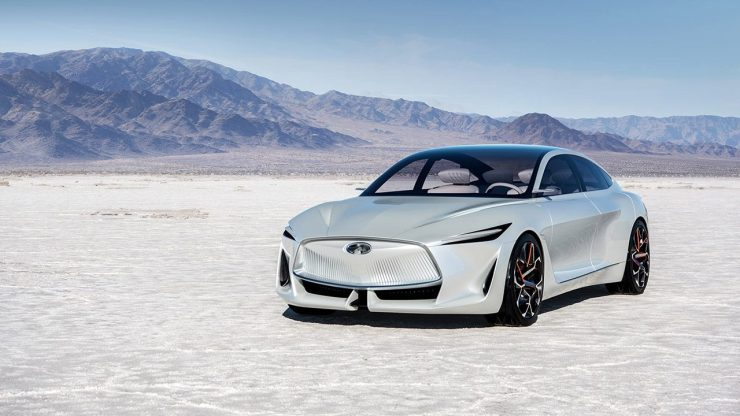 The Q Inspiration is an example of what we could see happen with Infiniti electrification.