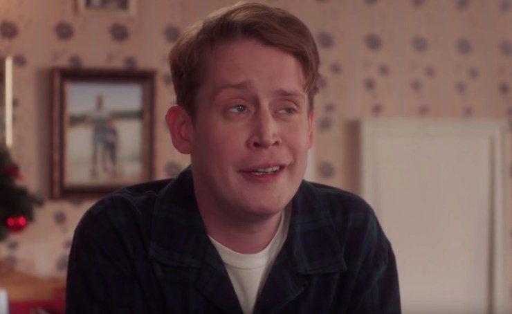 What Macaulay Culkin needed to go Home Alone again and ward off the Wet Bandits with a smart home and Google Assistant.