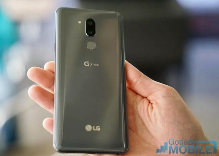 Wait For a Bigger, Better LG G8