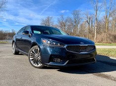 2018 Kia Cadenza Review - 12