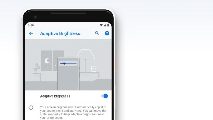 Install for Adaptive Battery & Adaptive Brightness