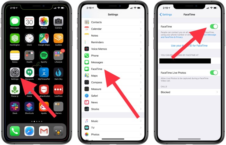 How to turn off FaceTime on your iPhone or iPad.