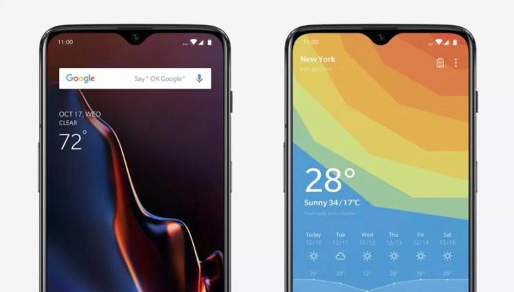 OnePlus 7 vs OnePlus 6T: Specs