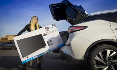 How big of a TV can I fit in my car, truck or SUV?
