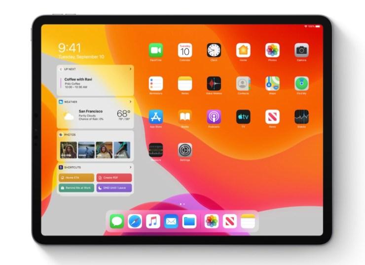 Use Home Screen Widgets