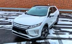 2019 Mitsubishi Eclipse Cross Review - 15