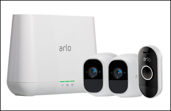 Save on Arlo bundles this weekend.