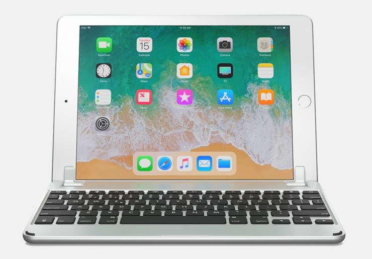 A 9.7-inch iPad Pro keyboard case to turn your iPad into a laptop replacement.