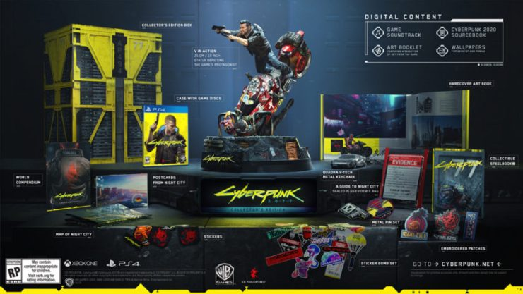 Pre-Order If You Want the Collector's Edition for $250