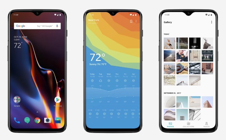 Grab the OnePlus 6T for great features and affordable pricing.