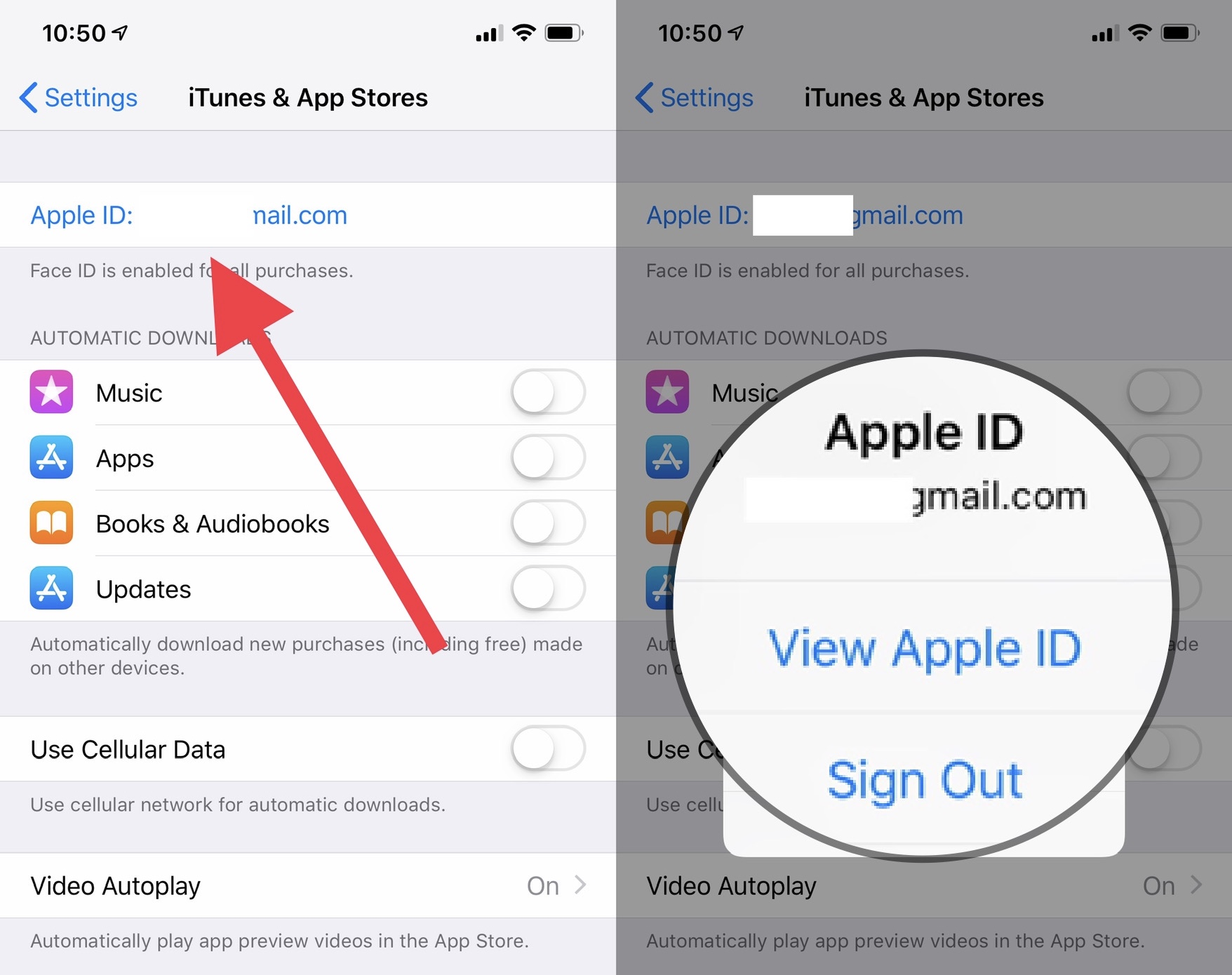 How to cancel purchases on iphone