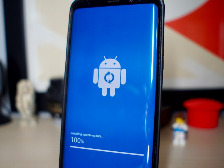 Install Android Pie for Better Security