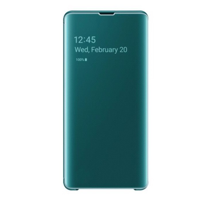 Samsung Clear View Cover (Case)